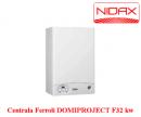 Centrala termica cu tiraj fortat Ferroli DOMIPROJECT F32 KW