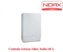 Foto Centrala termica - ariston 24kw+boiler 60l