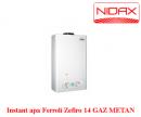 Aparat instant de apa pe gaz Zefiro 14 l FERROLI GN