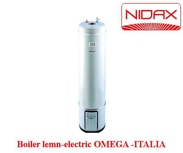 Boiler lemn-electric OMEGA -ITALIA