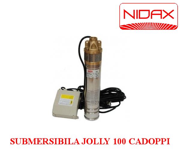 SUMERSIBILA JOLLY 100 CADOPPI