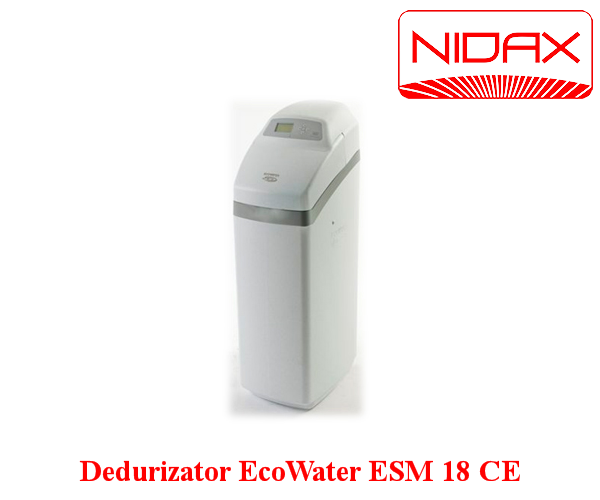 Dedurizator EcoWater model ESM 18 CE