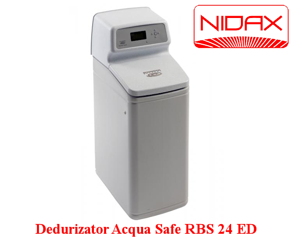 Dedurizator Acqua Safe RBS 24 ED