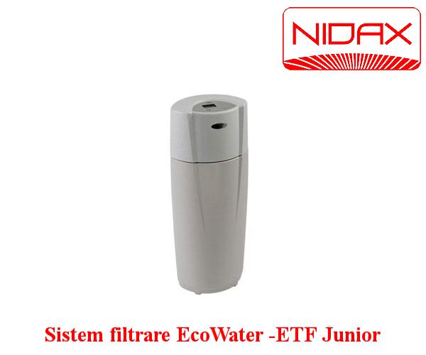 Sistem filtrare EcoWater -ETF Junior