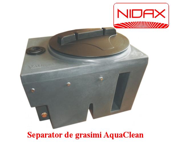 Separator de grasimi AquaClean
