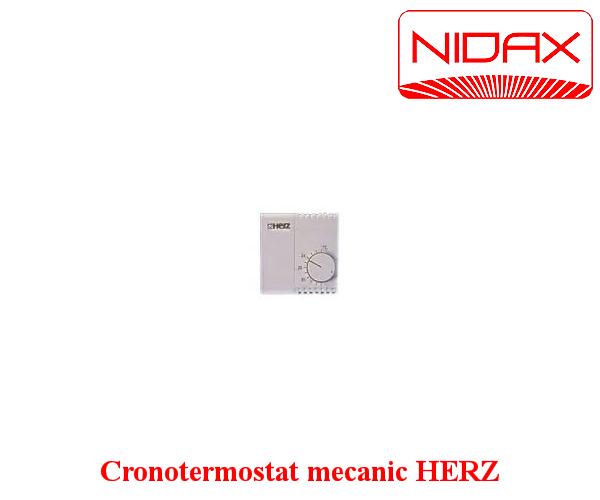 cronotermostat mecanic HERZ