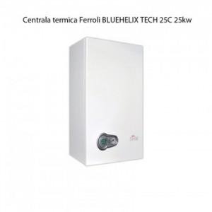 poza Centrala termica in condensatie 25 KW FERROLI Bluehelix Tech 25 C +kit evacuare