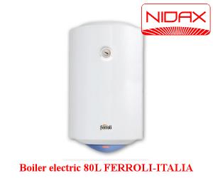 poza Boiler Electric FERROLI  -  ISEA 80 L