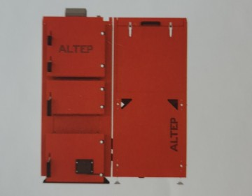 poza CAZAN (Centrala pe peleti)  ALTEP Duo  PELLET  17-250 KW
