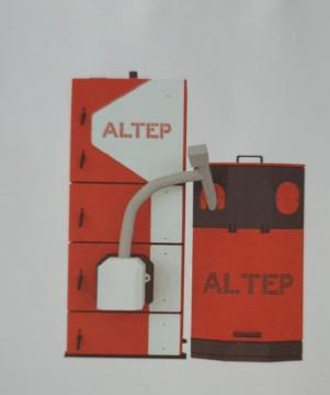 poza Cazan (Centrala pe peleti ) ALTEP Duo uni Pellet 15 -250 kw
