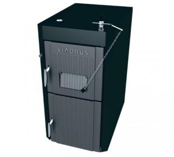 Cazan lemne - VIADRUS 41 KW