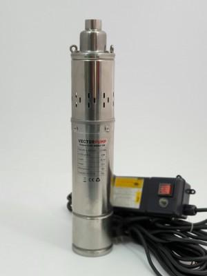 Pompa sumersibila VECTORPUMP Triton 0.50 QGD2 CB , 500W ,48 l/min