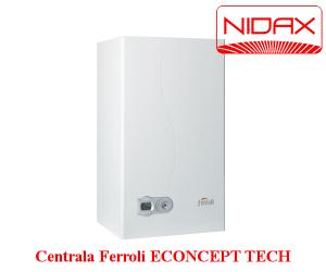 poza Centrala termica in condensare Ferroli ECONCEPT TECH