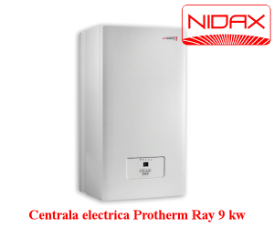poza Centrala electrica Protherm Ray 9 kw