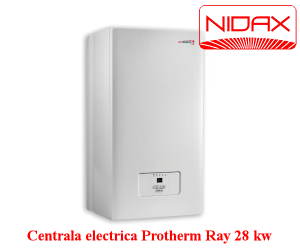 poza Centrala electrica Protherm Ray 28 kw