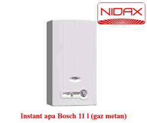 poza aparat de apa instant BOSCH(germania)11L pe gaz METAN