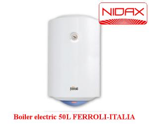 poza boiler electric 50 L FERROLI-ITALIA