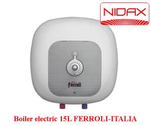 poza boiler electric 15 L FERROLI-ITALIA