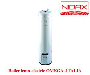 Poza Boiler lemn-electric OMEGA -ITALIA