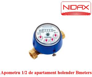 poza Apometre 1/2 de apartament cu holender Bmeters