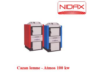 poza Cazan lemne - ATMOS 100 KW