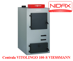 poza Centrala Vitoligno 100-S VIESSMANN
